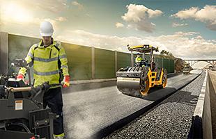 Строительство автомобильных дорог